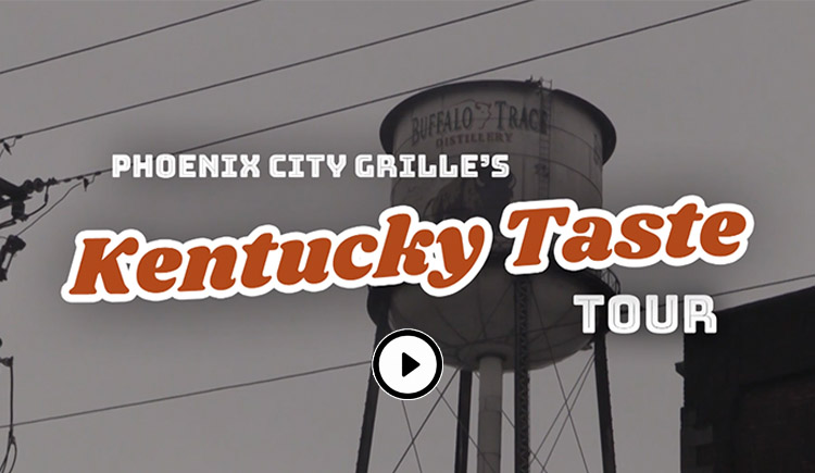 Kentucky Taste Tour Episode 4 Buffalo Trace